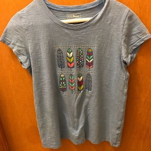 LLBean Girls T-shirt